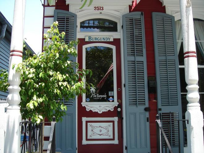 勃艮第住宿加早餐酒店 - 新奥尔良 - 户外景观