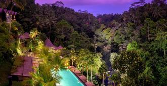 巴厘岛查彭度假别墅 - 乌布 - 户外景观