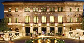 慕尼黑贝尔帕斯特索菲特酒店 - 慕尼黑 - 建筑