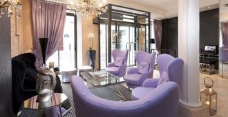 杜克丹鲁酒店 - 巴黎 - 大厅