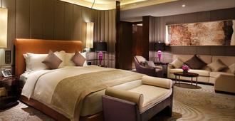 长沙北辰洲际酒店 - 长沙 - 睡房