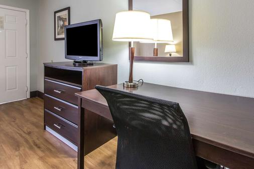市中心历史区品质酒店 - 莫比尔 - 客房设施