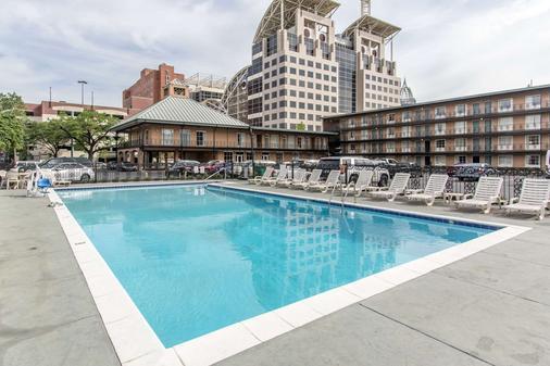 市中心历史区品质酒店 - 莫比尔 - 游泳池