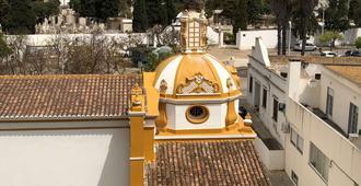 贝斯特韦斯特贝纳多教堂酒店 - 法鲁 - 户外景观