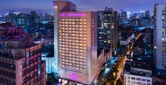 上海银星皇冠假日酒店 - 上海 - 户外景观