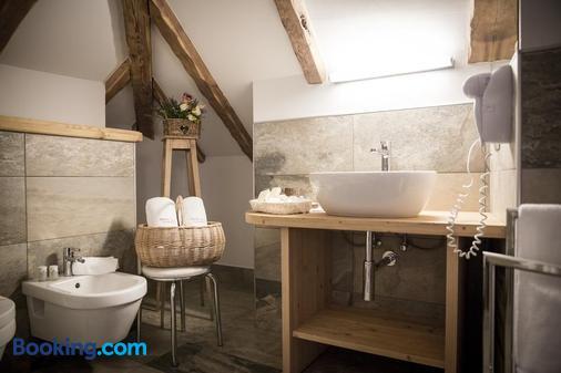 劳力诺酒店 - 卡瓦莱塞 - 浴室
