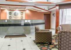 莫米康福特茵酒店 - 派瑞思伯格区 - 莫米 - 大厅