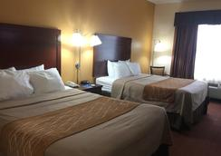 圣罗伯特美洲最佳价值酒店 - St Robert - 睡房