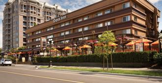 维多利亚海港戴斯酒店 - 维多利亚 - 建筑