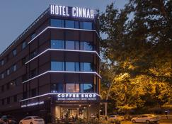 琴娜酒店 - 安卡拉 - 建筑