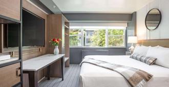 乔治华盛顿大学酒店 - 华盛顿 - 睡房
