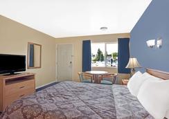 西雅图市中心北城区戴斯酒店 - 西雅图 - 睡房