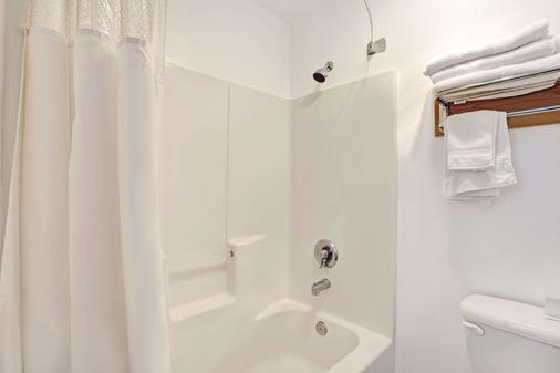 西雅图市中心北城区戴斯酒店 - 西雅图 - 浴室