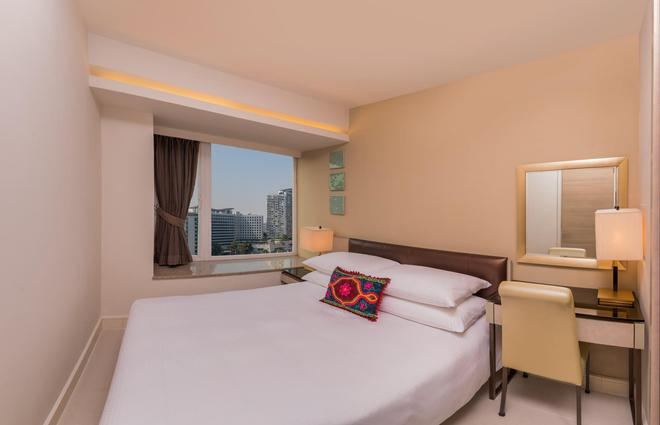 香港九龙海湾酒店 - 香港 - 睡房