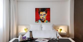 布尔格瑟鲁尔德签名精选酒店 - 鲁昂 - 睡房