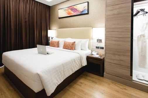 曼谷阿德菲49酒店 - 曼谷 - 睡房