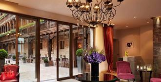 斯特拉斯堡乌鸦之屋美憬阁酒店 - 斯特拉斯堡 - 大厅