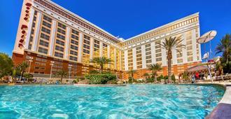 南极点赌场与温泉酒店 - 拉斯维加斯 - 游泳池