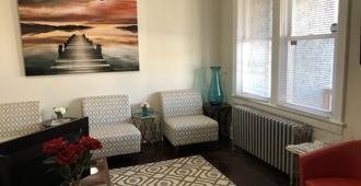 舒适区青年旅舍 - 华盛顿 - 客厅