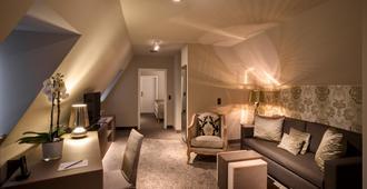 雷布斯托克贝斯特韦斯特高级酒店 - 维尔茨堡 - 客厅