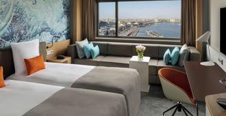 阿姆斯特丹市中心瑞享酒店 - 阿姆斯特丹 - 睡房