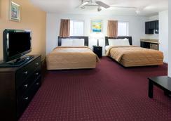 纽波特戴斯酒店 - 纽波特(俄勒冈州) - 睡房