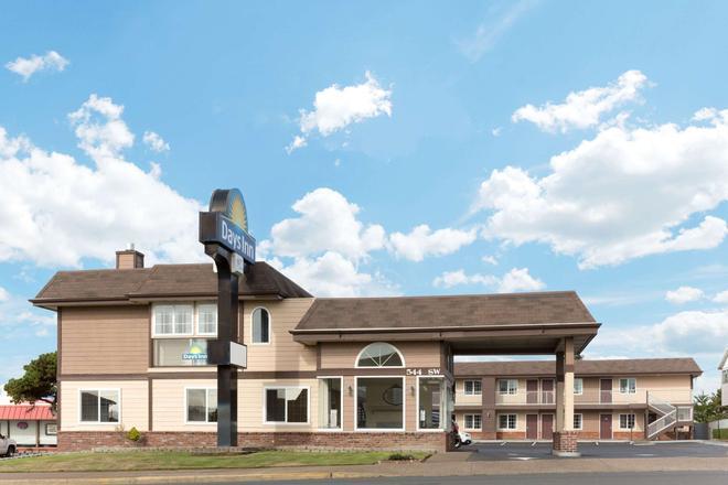 纽波特戴斯酒店 - 纽波特(俄勒冈州) - 建筑