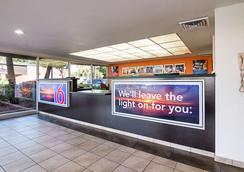 坦帕展览场6号汽车旅馆 - 坦帕 - 大厅