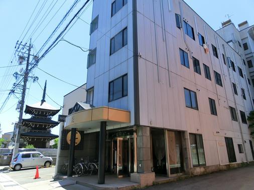 高山花酒店 - 高山 - 建筑