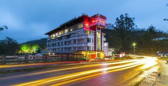 慕那尔山景酒店 - 蒙纳 - 建筑