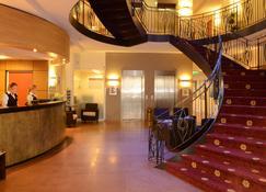 法兰斯哈尔斯阿姆拉斯大酒店 - 哈莱姆 - 柜台