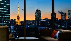 东京三井花园银座酒店 - 东京 - 阳台