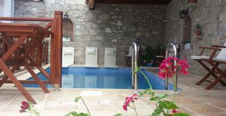亚马逊小宫殿酒店 - 塞尔丘克 - 游泳池