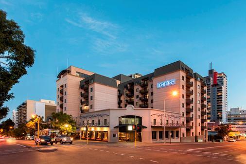 黑伊街曼特拉酒店 - 珀斯 - 建筑