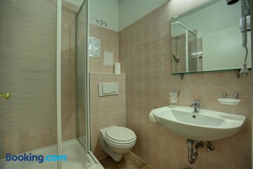 柏林伯恩斯汀潘森酒店 - 柏林 - 浴室
