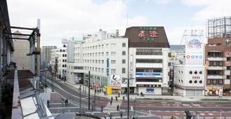 饭田屋酒店 - 松本 - 户外景观