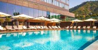 伊维利亚丽笙酒店 - 第比利斯 - 游泳池