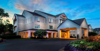 孟菲斯东部/商业街廊 SpringHill Suites 酒店 - 孟菲斯 - 建筑