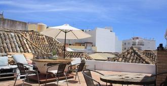 法洛维旅馆 - 法鲁 - 阳台