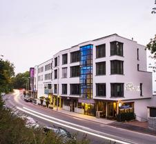 斯坦奈内斯施维辰设计会议酒店及餐厅
