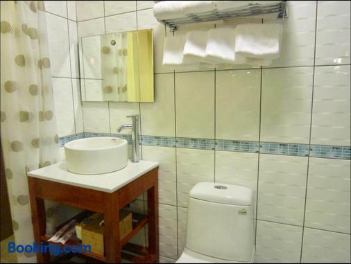 爱旅部落民宿 - 台南 - 浴室