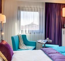 马赛市中心旧港美居酒店