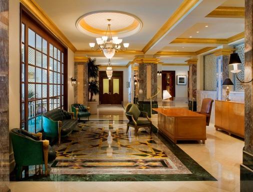 凯悦大酒店马斯喀特 - 马斯喀特 - 景点