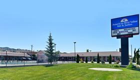 克拉马斯福尔斯美洲最佳价值套房酒店 - 克拉马斯福尔斯 - 建筑