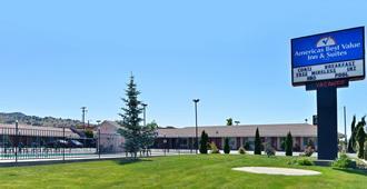 克拉马斯福尔斯美洲最佳价值套房酒店 - 克拉马斯福尔斯