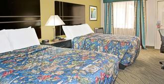 休斯顿市中心温德姆豪生酒店 - 休斯顿 - 睡房