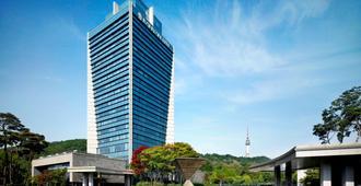 首尔悦榕俱乐部温泉酒店 - 首尔 - 建筑