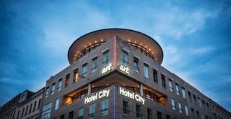 莱比锡市艺术酒店 - 莱比锡 - 建筑