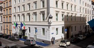 威尼西亚宫殿酒店 - 罗马 - 建筑