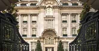 伦敦瑰丽酒店 - 伦敦 - 建筑